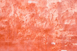 red stucco texture poster