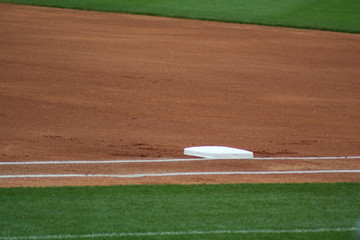 first base