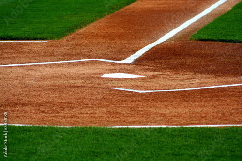 home plate - 3459189