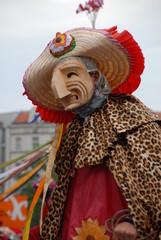 figur beim karneval der kulturen