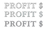 chrome profit poster