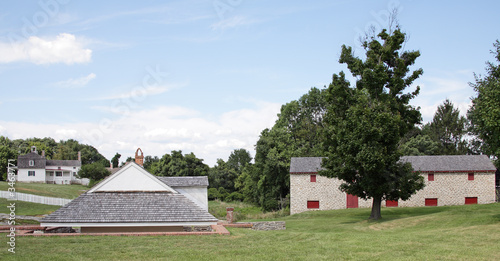 springhouse: hampton national historic site