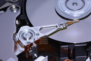 hard drive internals