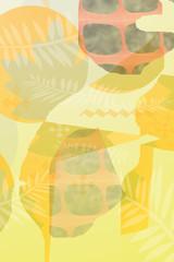 summer squash colors in design