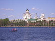 church - ekaterinburg, russia