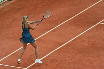 joueuse de tennis tournoi