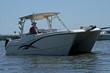 catamaran power boat