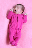 newborn baby expressions poster