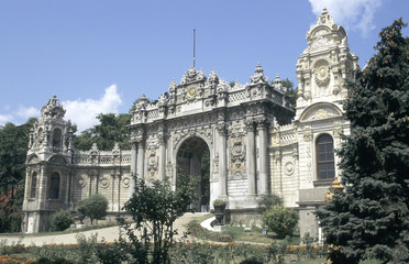 dolmabahce palace-1a