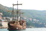 bateau pirates poster