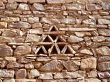 Fototapeta architektura - ozdoba - Ściana