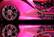 pink & hot