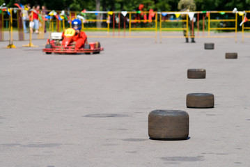 carting race