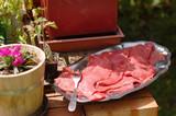 viande pour barbecue poster