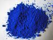 pigment bleu
