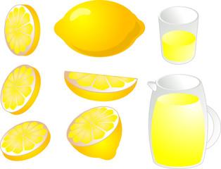 lemons illustration