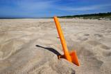 beach spade poster
