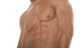 Washboard abs poster