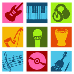 music picto