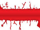 blood melt poster