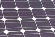 Photovoltaic pannel close-up