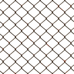 computer generated fence