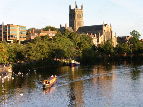 worcester cathedral - 3515742