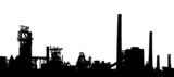 industrial foreground poster
