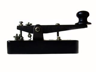 telegraphic key