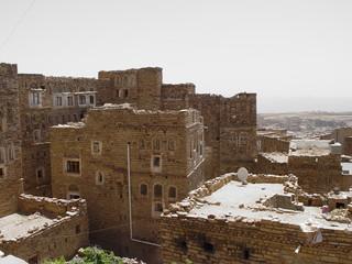 Sanaa view