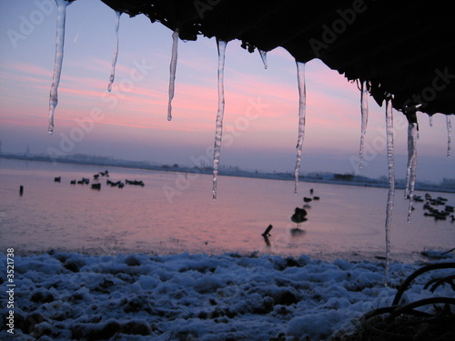 boete sous la glace - 3521738