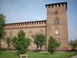 castello visconteo (particolare)