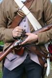 colonial militiaman