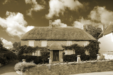 cottage in dorset