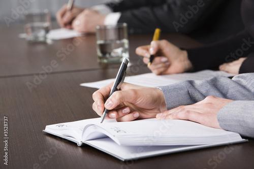 Notatki biznesowe