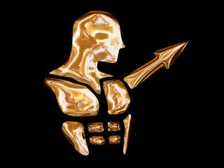 sagittario oro