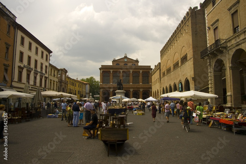 Marketplace in rimini