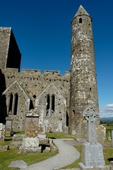 Round Tower, Rock of Cashel