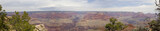 Grand Canyon Mather Point Panoramic View, Arizona poster