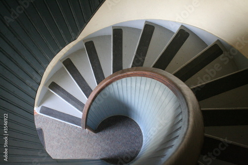 Spiral Staircase - 3546922