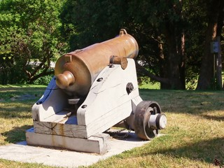 Old cannon from 1813  70618