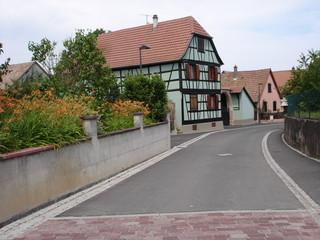 Epfig, un village alsacien