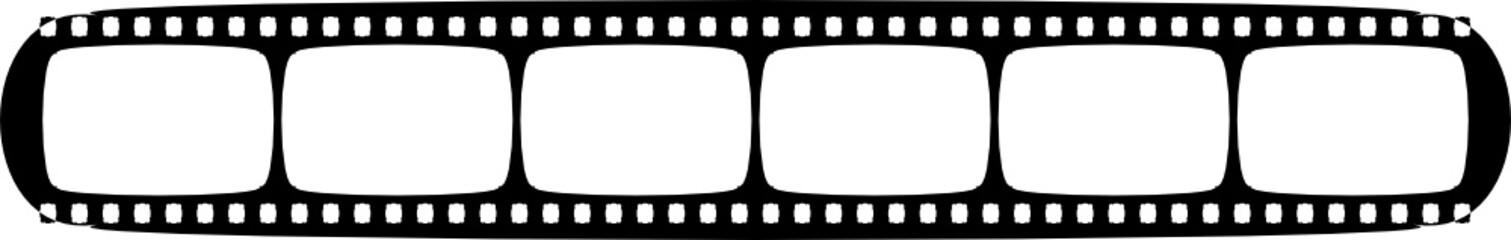 film streifen bildschirm