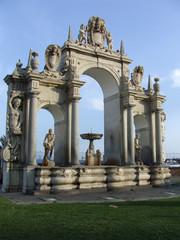 Fontana ad arco