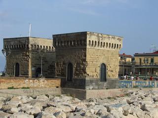 Entrata di Castel Dell'Ovo