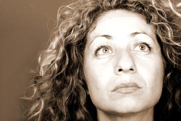 Portrait - Frau