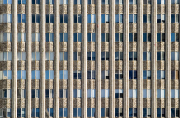Windows in Building Abstract