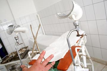 Gynecologist's tool