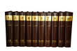 Encyclopedia set - 10 heavy book tomes