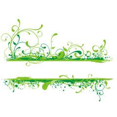 Design element, banner illustration